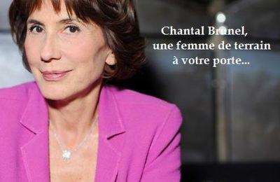 Si tu ne vas à Chantal, Chantal viendra à toi...