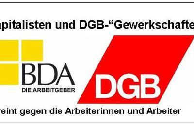 En Allemagne, remise en cause du droit de grève au nom de l' « unité » et de la « représentativité » syndicale