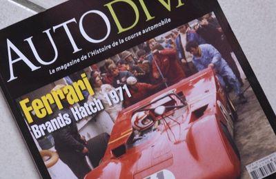 Livre et Magazine Formule 2 des années 60