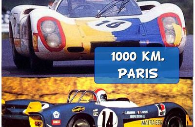 PROTOS-Mag n°15 article sur les 1000 Kms de Paris