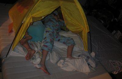 Le camping facile