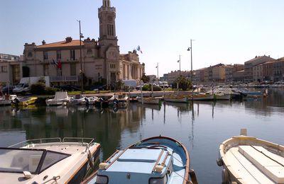 Sète, la petite Venise du languedoc