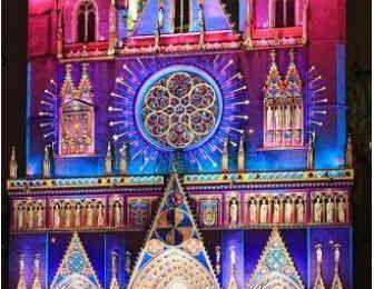 Lyon - 8 décembre et la Fête des lumières