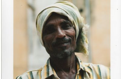 Inde - Le sud portraits - Photos B. Massanes