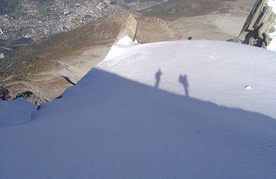 Traversée du Mont Blanc: Fourche-Goûter