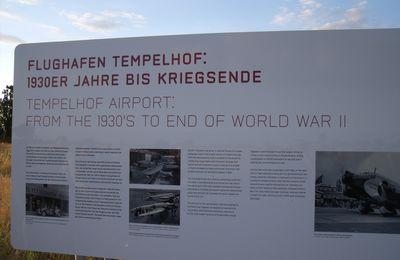 L'aéroport de Tempelhof