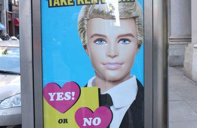 SHOULD BARBIE TAKE KEN BACK?