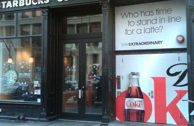 COCA : A LA RUE? THE ANSWER