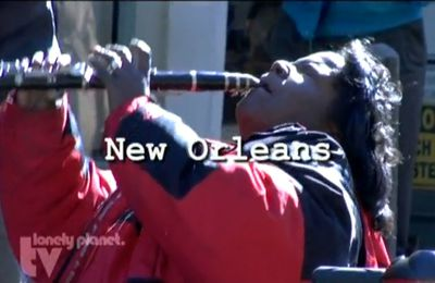 New Orleans ! (Video, script and vocabulary)
