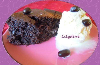 Gâteau au chocolat de l'enfance de Lénou !