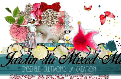La Dream Team du Jardin du MIxed-Media