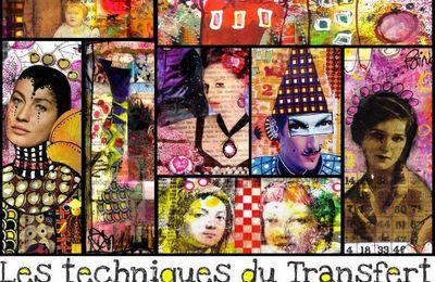 Nouvel atelier en ligne : les techniques de transfert - Art-Journal