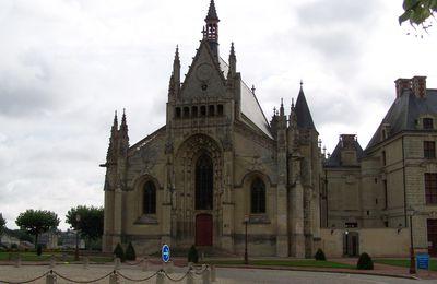 Chapelle du Château des Ducs de la Trémoïlle -Thouars