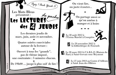Rencontres lectures youpi !