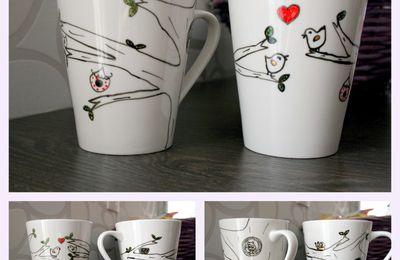 Des mugs pour un marché de noël #3