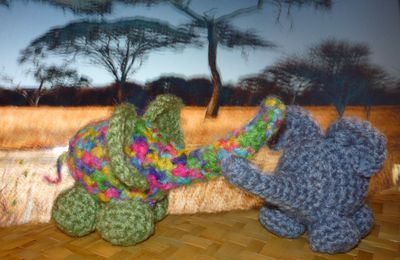 Serial Crocheteuses n°25