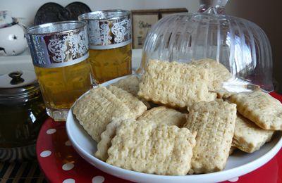 biscuits tendres poire amande à la farine d'épeautre