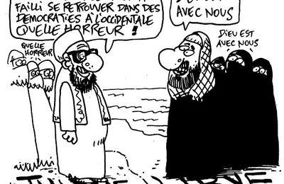 La démocratie sans laïcité ouvre ses portes à l'islamisme
