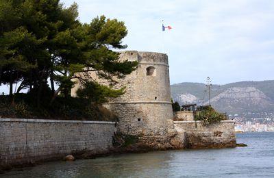 Fort de Balaguier : expo sur le bagne