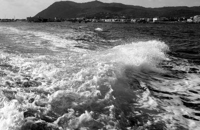 A Toulon en bateau