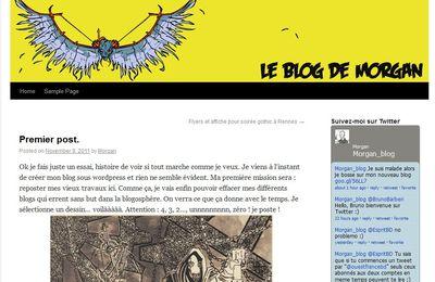 Mon blog est mort, vive mon blog ?