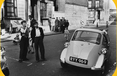 Roger Mayne, West End story