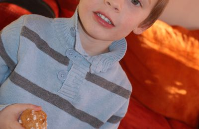 Victor, 4 ans
