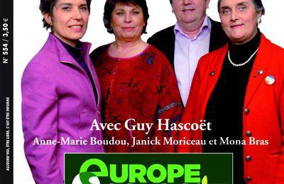 Le Peuple breton du mois de mars 2010