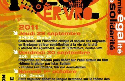 Reuz er vro: trois jours de festival à Brest