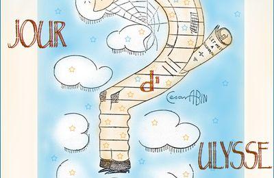 Jour d'Ulysse 2012 - Affiche
