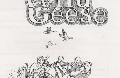 "Les ""Wild geese"""