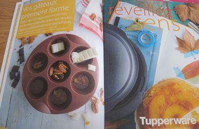 muffins d'automne pour le goûter