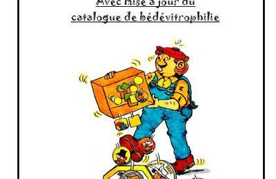 Catalogue de Bédébockophilie par Philippe Thirion - 1ère Edition