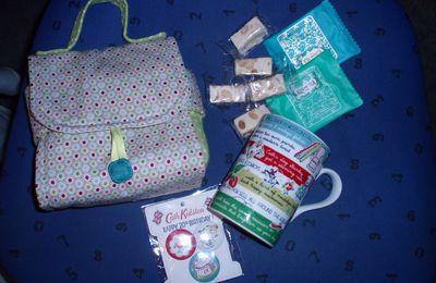 Cadeaux offerts pour anniv' Sept. 2013