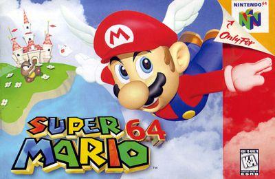 Super Mario 64 fini en 5mn et les 120 étoiles en 1h20