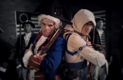 Un clip que j'adore sur Assassin Creed
