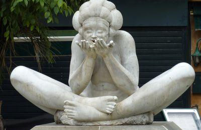 Statue - Bastia