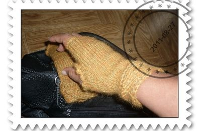 Victorian Fingerless Gloves