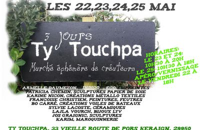 les 3 jours Ty Touchpa