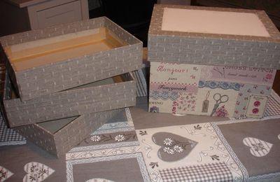 SAL cartonnage Lolotte Bouclée Partie 1