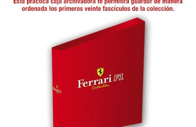 Séries espagnoles: Ferrari F1 Collection