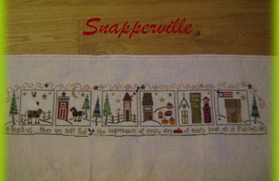 Snapperville = Fini