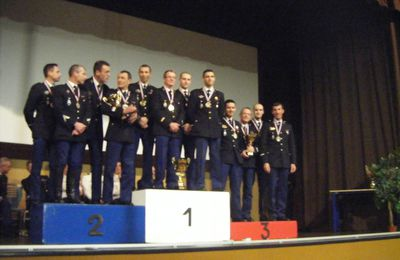 Championnats de France gendarmerie de cross country 2010