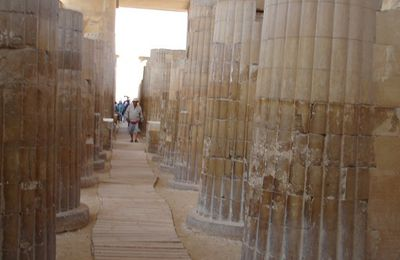 Saqqarah - Egypte