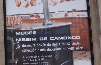 Paris - Musée Nissim de Camondo