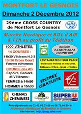 Cross Monfort le Gesnois