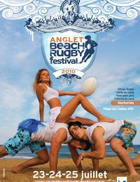 anglet beach rugby
