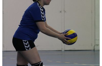 Coc Volley : Les volleyeuses castéloriennes s'accrochent