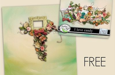 I love candy | free quick-page