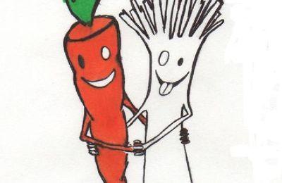 Tous les légumes...